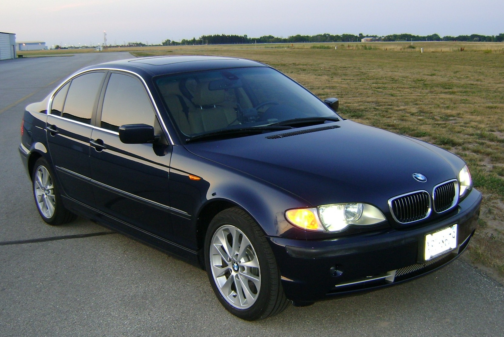 My bmw rides projects 2003 e46 330xi