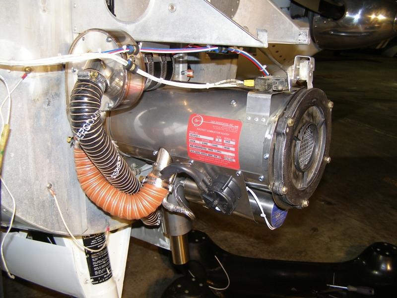 CSOBeech - Beechcraft Baron S50 D83A28 Heater Disemby ... on