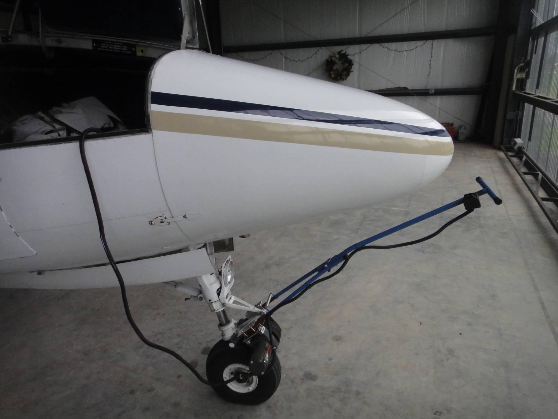 As mounted on Baron airframe - ready to go!